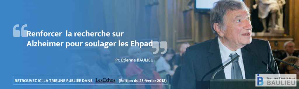 Pr. Etienne BAULIEU